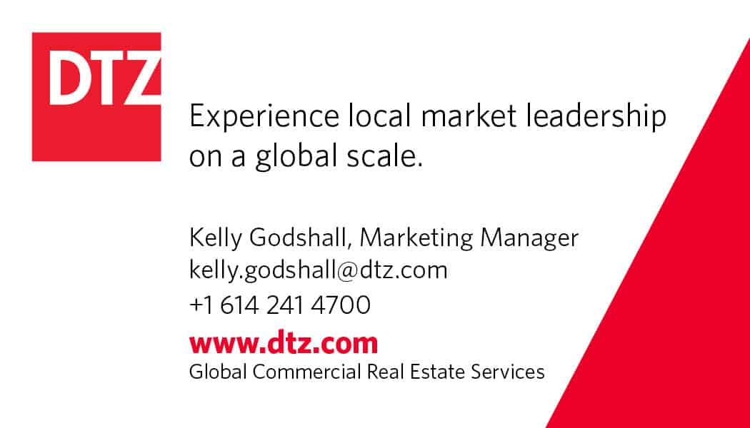 DTZ Ad for Resource Directory